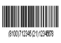 .NET Barcode Recognition Decoder SDK