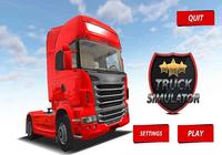 Parking camion Simulator
