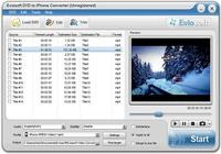 Eviosoft DVD to iPhone Converter