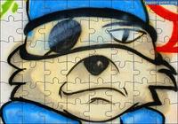 Puzzle Graffitis 1