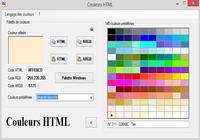 Couleurs HTML