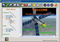 world TVRT Toolbar Edition