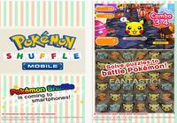 Pokémon Shuffle Android