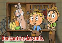 Jeux Gratuits Enfants:AmisFarm