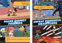 Kingdom Hearts Unchained X iOS