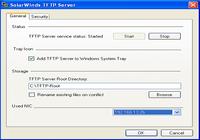 SolarWinds TFTP Server