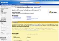 Lecteur Windows Media