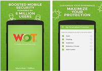 WOT Mobile Security Android