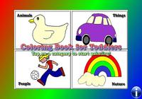 Coloriage livre pour enfants