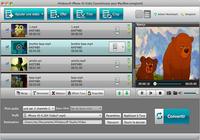 4Videosoft iPhone 4S Vidéo Convertisseur pour Mac