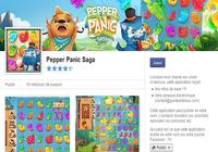 Pepper Panic Saga Facebook