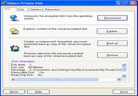 Dekart Private Disk