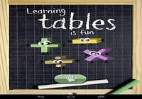 Apprendre les tables