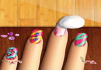 More Nails: Mani Makeup Games