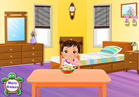 Bébés filles de médecin jeux