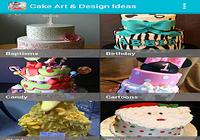 Gâteau Art