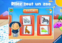 Play-Origami Zoo