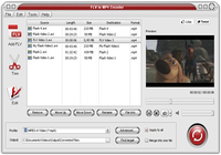 FLV to MP4 Encoder