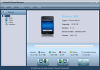 Emicsoft iPhone Gestionnaire