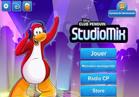 StudioMix de Club Penguin
