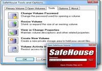 SafeHouse Professional File Encryption