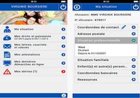 CAF - Mon Compte iOS
