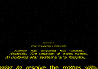 zzStar Wars Screensaver