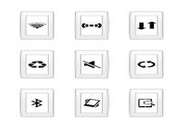 Toggles for SmartBand Talk