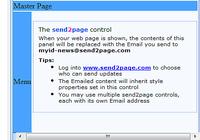 Send2Page Control