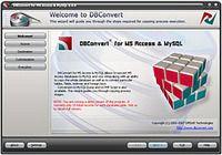 DBConvert for Access & MySQL