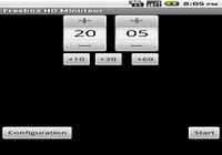Freebox HD Minuteur