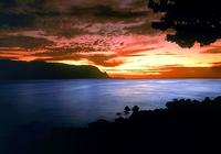 Languid Sunset Screensaver