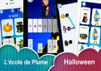 L'école de Plume - Halloween