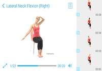 Office Yoga to De-Stress
