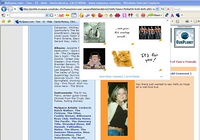CommentsBar - MySpace Comments Toolbar