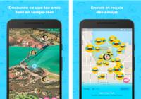 Zenly - Localiser mes amis iOS