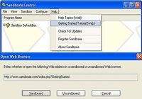 Download Sandboxie 5 30 for Windows | Freeware