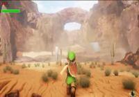 Zelda Ocarina of Time - Unreal Engine 4