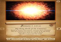 Astronomie Univers 3D Calendar