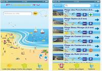 Trouvez toutes les plages iOS