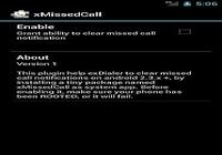 ExDialer xMissedCall Plugin