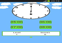Horloge Jeux pour enfants