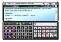 Lorisoft Calculator
