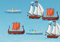 Bateaux et navires pour enfant