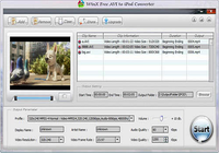 WinX Free AVI to iPod Converter