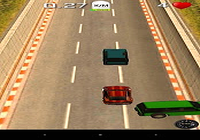 Highway Car Race 3D - Nitro