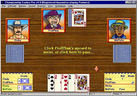 Championship Euchre Pro Card Game for Windows XP