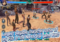 Fist of the North Star iOS