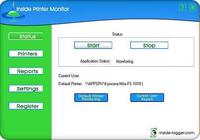 Inside Printer Monitor