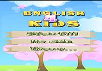 Vocabulaire anglais enfants